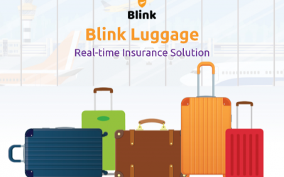 Blink Luggage – New Product Launch