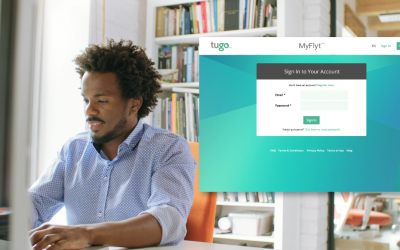 Check out TuGo's MyFlyt service video launched this month!
