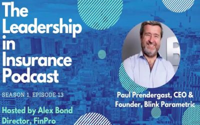 CEO Paul Prendergast speaks with Alex Bond in The Leadership in Insurance Podcast