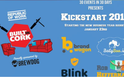 Join Blink at 'Built In Cork' event in Cork city tomorrow